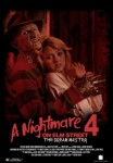 31 Days of Films and Frights – Day 13: A Nightmare on Elm Street 4 – The Dream Master