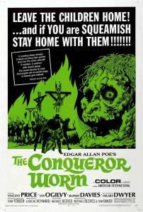 Conqueror Worm poster