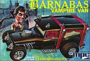 Dark Shadows car