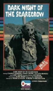 Scarecrow VHS